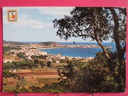 Visuel Très Peu Courant - Espagne - San Antonio De Calonge - Vista General - R/verso - Gerona