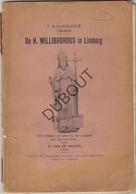 Limburg Heilige Willibrordus - H. Van De Weerd, 1939 Met Illustraties (R252) - Antique