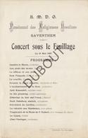 ZAVENTEM Pensionnat Des Religieuses Ursulines 19-05-1907 (R301) - Other