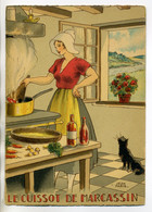 JEAN PARIS 023 -Nos PLats Régionaux -  Le Cuissot De Marcassin - Chat Noir - BARRE DAYEZ 1946 -1418  J - Other Illustrators