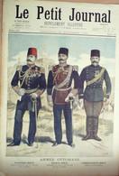 Petit Journal-1895-262-ARMEE OTTOMANE-TURQUIE ATTAQUE MOSQUEE D'ARMENIENS - Le Petit Journal