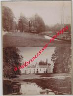 Vers 1892-CONGY (51)-le Château- Archives Paulin PERBAL  Instituteur à CONGY - Lieux