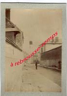 Vers 1892- CONGY (51)-une Rue- Archives Paulin PERBAL  Instituteur à CONGY - Lieux