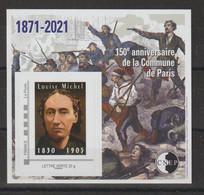 France CNEP 2021 150ème Anniversaire De La Commune De Paris L Michel - CNEP