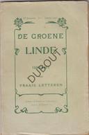 LEUVEN De Groene Linde, Tijdschrift Fraaie Letteren 1ste Jaar, Nr 1 1905 (R588) - Antique