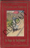 WOLUWE Gesticht Doofstommen En Blinden - Prijsboek, 1929 (R670) - Antique
