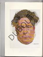 De Mens In Het Werk Van Felix Timmermans - De Ceulaer 1957 Met Portret (R678) - Antique