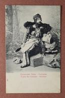 Tsarist Russia Postcard 1909s Types Caucasus. ARMENIA.  Armenian Man Sasoune National Clothes - Armenia