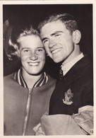 RP: Canadian Figure Skating Couple, 1950-60s (2) - Patinage Artistique