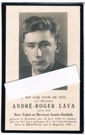 Dp. Oorlog: Lava André. ° Bredene 1924 † Luchtbombardement Te Middelkerke 1944 - Religion & Esotérisme
