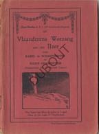 Vlaanderens Weezang Aan Den IJzer WOI - 1918 - De Schaepdrijver (V349) - Antique