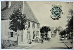 Jura 39  - Censeau  - La  Mairie  -  Secteur Nozeroy Frasne Champagnole - Other Municipalities