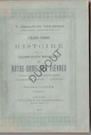 LEUVEN Histoire Notre-Dame Des Fièvres - 1906 - E. Van Berlo (N728) - Antique