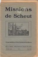 ZELE/Berlare Aflevering Van Tijdschrift Missions De Scheut 1930 E.P. Nelis (N837) - Antique