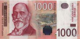 Serbie 1000 Dinara (P52) 2011 -UNC- - Serbia