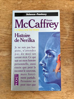 POCKET S.F. N° 5392    Histoire De Nerilka    LA BALLADE DE PERN    Anne McCAFFREY    187 Pages - 1993 - Presses Pocket