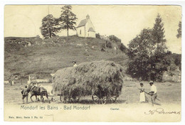 Mondorf Les Bains - Bad Mondorf - Castel - Mondorf-les-Bains