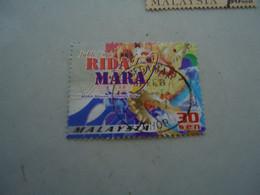 MALAYSIA USED STAMPS  RIDA MARA - Malaysia (1964-...)