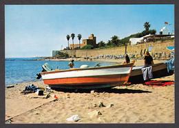 063497/ BENALMÁDENA COSTA, Vista De La Playa - Málaga