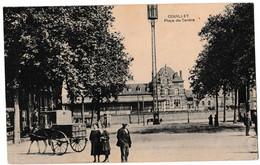 Couillet - Place Du Centre - Charleroi