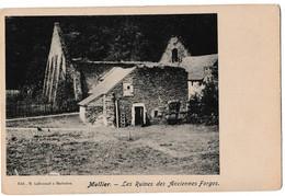 Mellier - Les Ruines Des Anciennes Forges - Léglise