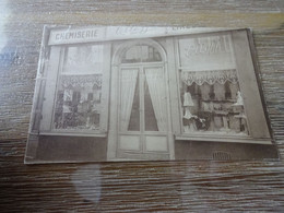 Bruxelles Magasins -winkel Chemiserie ELLEFF - Shops
