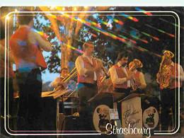 67 - Strasbourg - Musiciens - Instruments De Musique - Harmonie Municipale - Orchestre - CPM - Voir Scans Recto-Verso - Strasbourg