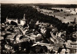 Brantome - Vue Aérienne - Boulevard Coligny - Abbaye - Brantome