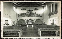 Rocherath-Krinkelt - Pfarrkirche Innenansicht - Circulée - Edit. Lander - Voir Scans - Bullange - Büllingen