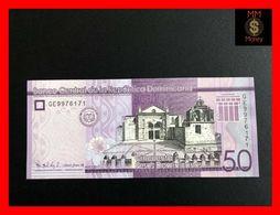 DOMINICANA 50 Pesos Dominicanos 2017  P. New -  New Bank's Logo   UNC - Dominicana