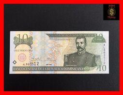 DOMINICANA 10 Pesos Oro 2000  P. 165 Printer BABC   UNC - Dominicana