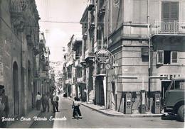 B4802 - Agrigento, Favara Corso Vittorio Emanuele - Viaggiata 1961, F.G. - Agrigento