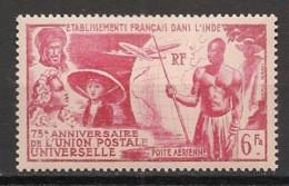 Inde - 1949 - Poste Aérienne PA N°Yv. 21 - UPU - Neuf Luxe ** / MNH / Postfrisch - Ungebraucht