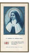 Ref: 21164 - Canivet, Image Religieuse : Sainte Thérèse De L'enfant Jésus à Lisieux . N°8 . - Religion & Esotericism