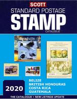 Scott 2020 Belize British Honduras Costa Rica Guatemala Stamps Catalogue Catalog  FREE SHIPPING In PDF - Unclassified