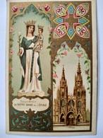 Image Pieuse Religieuse - Souvenir De NOTRE DAME De L 'ÉPINE - Ed. Boulet, Paris - Devotion Images