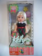 NEUF - Barbie Kelly Club Holiday Party 2005 Holiday Noël - RARE ! - Barbie