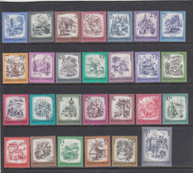 Austria 1973-1983 - Schoenes Austria Landschaften (27 Werte), MNH** - 1971-80 Ungebraucht