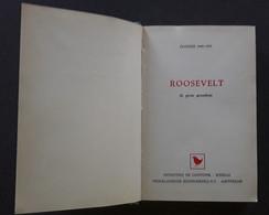 Dossier 1940-1945 Roosevelt, De Grote President, 1967, Schelle, 252 Blz. - Other