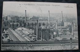 CPA Hauts De Seine - Issy Les Moulineaux (92130) Cartoucherie Gévelot Vue Générale – P.Marmuse 10 - A Voyagé En 1905. - Issy Les Moulineaux