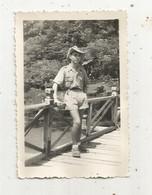 Photographie ,militaria , Militaire ,  HANOÏ , Indochine Française , 1949 , 90 X 60 Mm - Oorlog, Militair