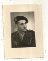 Photographie , Militaria , Militaire , Insigne ,  HANOÏ , Indochine Française , 1949 , 110 X 80 Mm - Oorlog, Militair