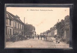 (08/09/21) 27-CPA GISORS - FAUBOURG DE NEAUFLES - Gisors