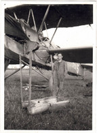 PHOTO  AVIATION AVION  A IDENTIFIER - Aviation