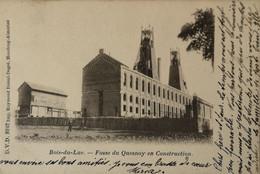Bois Du Lac (Houdeng) Fosse Du Quesnoy En Construction 1902 - Andere