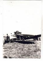 PHOTO  AVIATION AVION ACCIDENT NIEUPORT-DELAGE NID 622 - Aviation