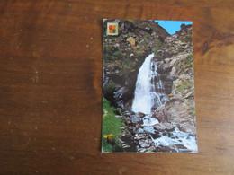 N° 3510 VALLS D'ANDORRA  Alt. 1531 M.   CANILLO Cascade - Andorre