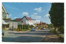 Elmer, Sussex - Street Scene, Shops And Shell Petrol Garage - C1960's Postcard - Bognor Regis