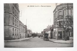 (31267-77) Melun - Rue De La Rochette - Melun
