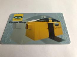 11:487 - South Africa MTN Phoneshop - Afrique Du Sud